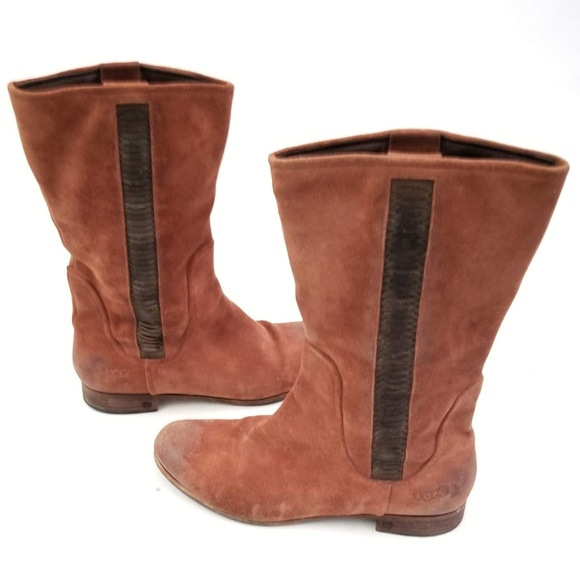 798c80f7244 UGG Suede Boots Size 11 / EUR 42